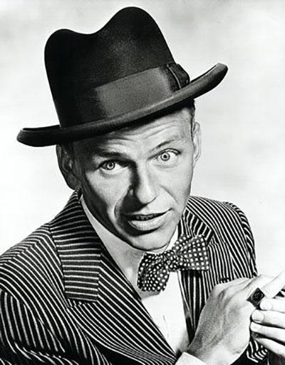 Frank Sinatra as Nathan Detroit