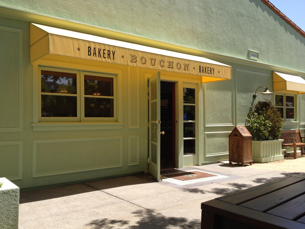 Bouchon Bakery - breads, pastries and sweets from Thomas Keller's crew.