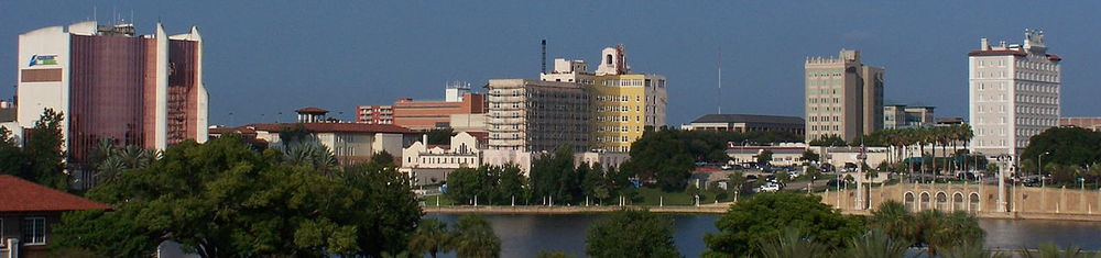 Lakeland Florida is located about halfway between Orlando and Tampa. Disney World is nearby!