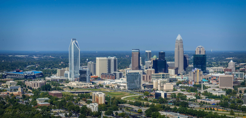 Beautiful Charlotte, North Carolina