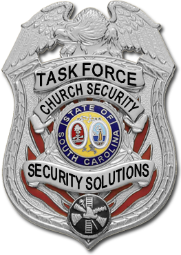 TASK FORCE SECURITY SOLUTIONS IS A local business designed to assist local churches in the securing of their place of worship. Assist with new security teams or securing place of worship.
