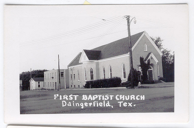 First Baptist Church (Daingerfield, Texas)