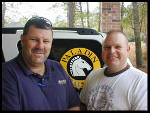 Terry Gainey (left) and Pat Lee are also instructors at Paladin Training. Their credentials are simply too long to list here. Learn more about them at  Paladin Training .