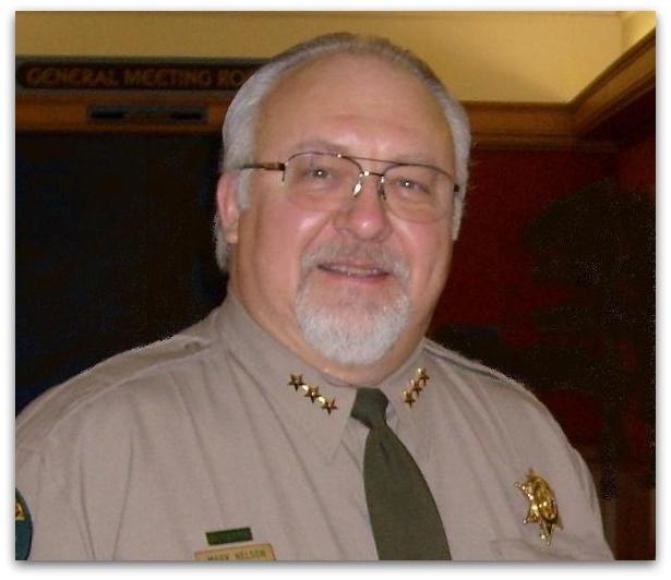 Sheriff Mark Nelson