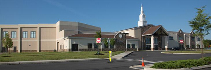 CALVARY BAPTIST CHURCH - EASTON, PA