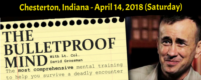 Chesterton Indiana April 14 2018 Sheepdog Seminars