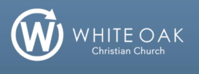 White Oak Christian Church    3675 Blue Rock Road   Cincinnati, OH 45247  513-385-0425