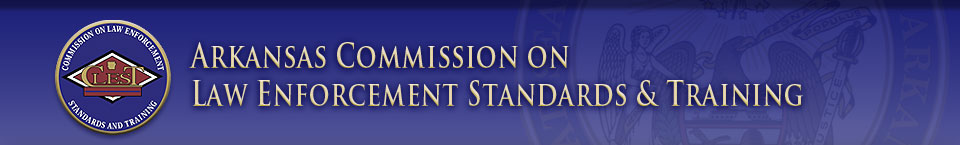 The Commission on Law Enforcement Standards and Training (CLEST) has approved this seminar for 8 hours training for Arkansas Law-Enforcement Officers.