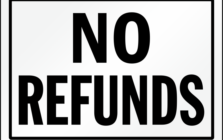 We do NOT offer refunds. However, you may sell your ticket to someone else (or give it away). Thank you