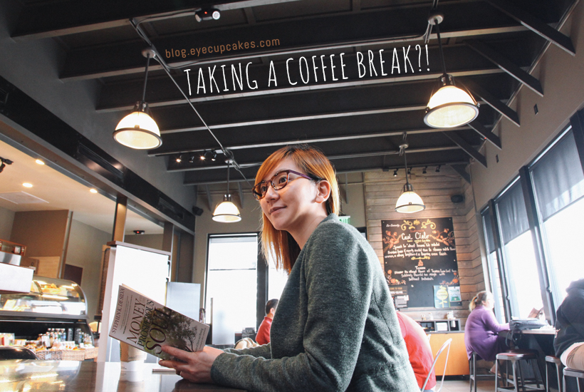 Take Break Coffeebreak : Eyewear taking a coffee break other ways to call coffee