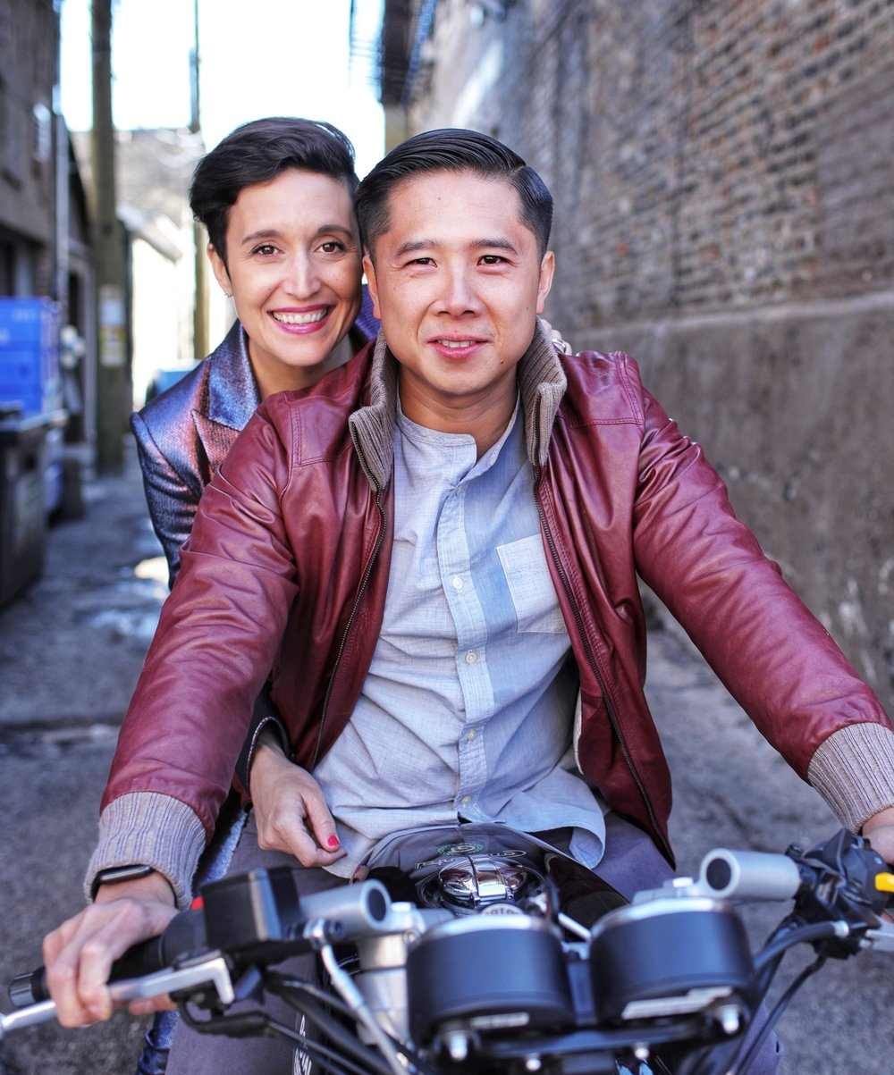 Our Story. Our Journey. - Husband and wife team Chef Thai and Danielle Dang showcase the flavors and depth of Vietnam at their nationally-acclaimed Chicago restaurant, HaiSous Vietnamese Kitchen in Pilsen the Heart of Chicago.