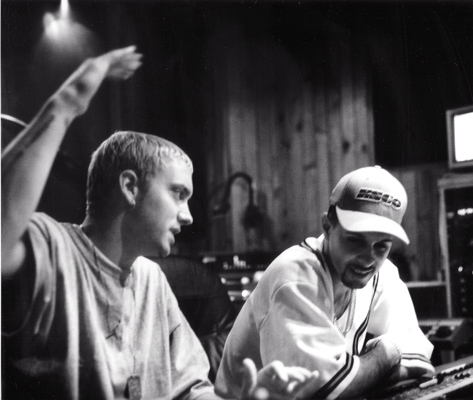Eminem and Tony Touch