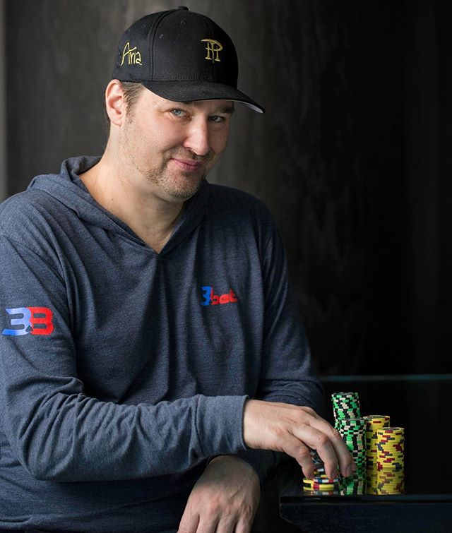 "The Wall Street Journal called with an assignment to shoot Poker legend, Phil Hellmuth. At first I wasn't sure if we'd be able to capture the ""true Phil"" at a poker table, so it was relieving to learn he was up for our photo session in his Aria sky suite away from the crowds, and with spectacular 180 degree views. Who knew the biggest hurdle of the shoot would be blocking out those Las Vegas sun rays!  I've met plenty of big personalities over the years as a professional photographer. It's always important to me that an effort is made to connect on some kind of personal level, and it's always  appreciated when candor and honesty are reciprocated. This time was no different as Phil and I conversed and shared similar opinions on mental attitude and keeping a marriage happy and honest. Phil has a new book coming out soon called Positivity and I'm looking forward to ordering my copy. Capturing energy is my jam, sharing positive energy in this book is his. . . . . . . .  @beingthegreatest @wsj  #pokerstars #champion #author #entrepreneur #prusuitofenergy #arialv #energyseeker #liveauthentic #photographer #inspiration #documentarian #theproject #pursuitofportraits #liveauthentic #lasvegasphotographer #behindthescenes #editorial"