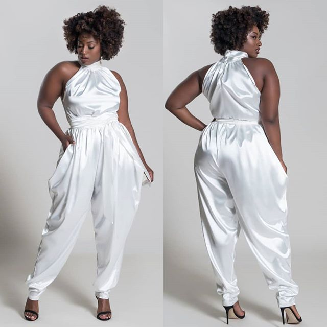 For the simple but elegant. www.jibrionline.com #plussizefashion #plusfashion #plussizeclothes #plussizedresses #curvygirl #curvywoman #curvystyle #curvyfashion #plussizebride