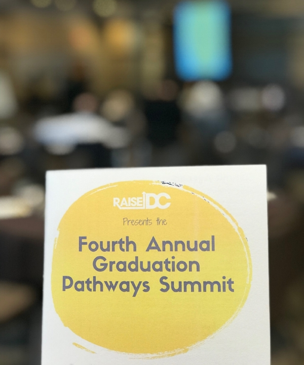 Nearly 200 school, community, and government partners joined us for this fourth Summit.