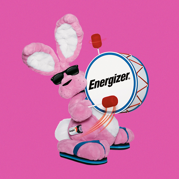 Energizer: Social Graphic