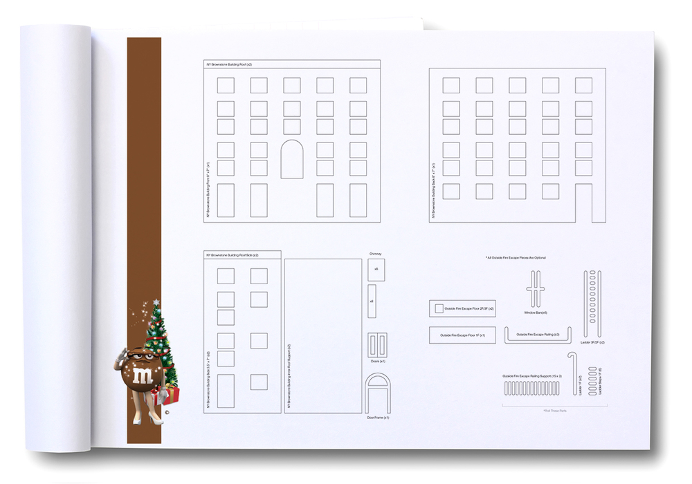 House building project template