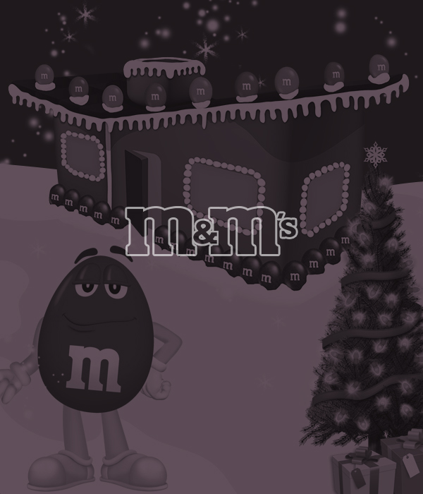 M&M: Gingerbread House Design