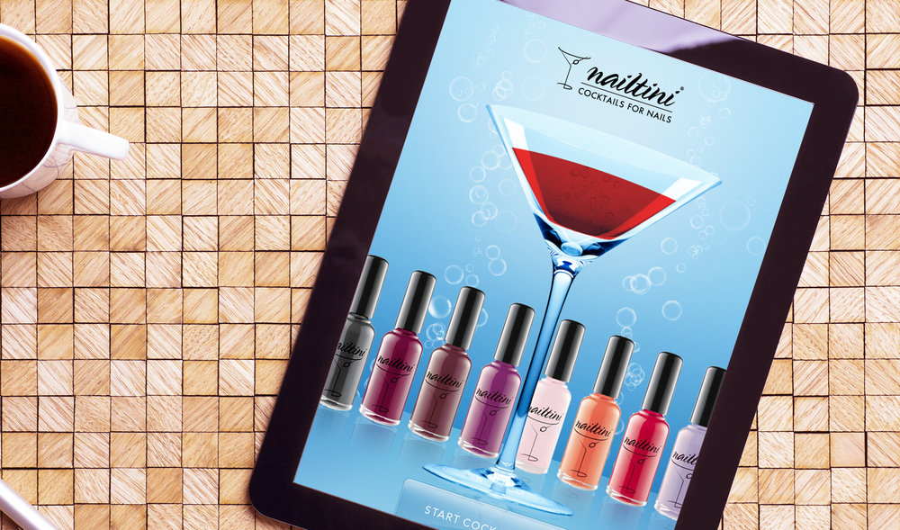Nailtini: iPad App