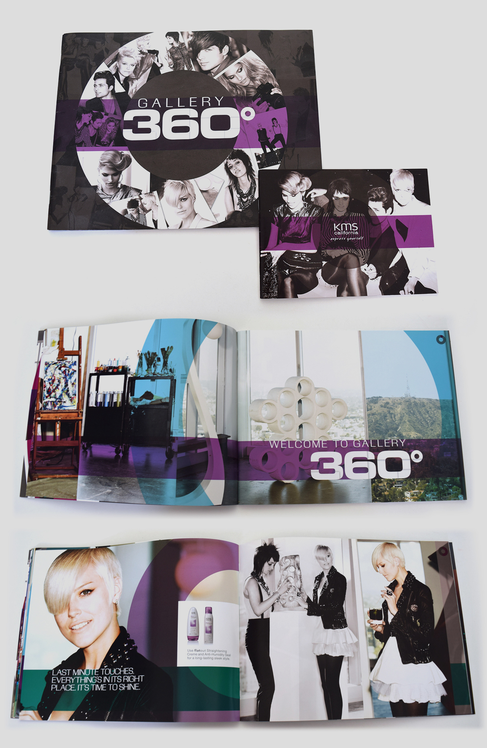 KMS: Gallery 360º Lookbook | Print