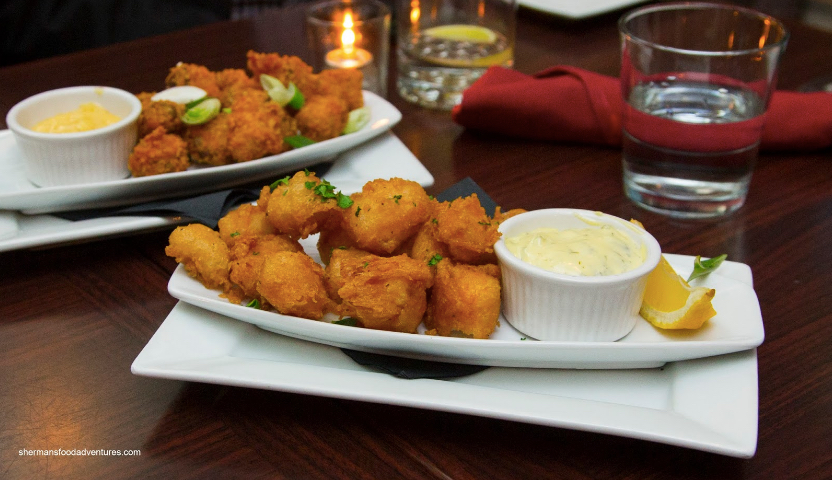 SHERMAN FOOD ADVENTURES - Review