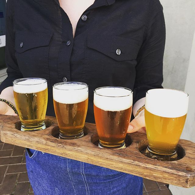 Beer is good, but #beers are better 🍻🍻 #vancity #craftbeers #vancouverseawall #patioseason #summervibes #yaletown 🍻🍻 #vancitybuzz #granvilleisland #stanleypark #yvr #goodweatherforecast #dailyhivevan