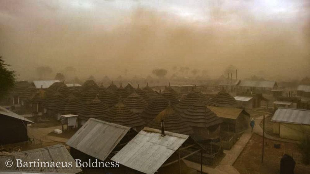Sandstorm.
