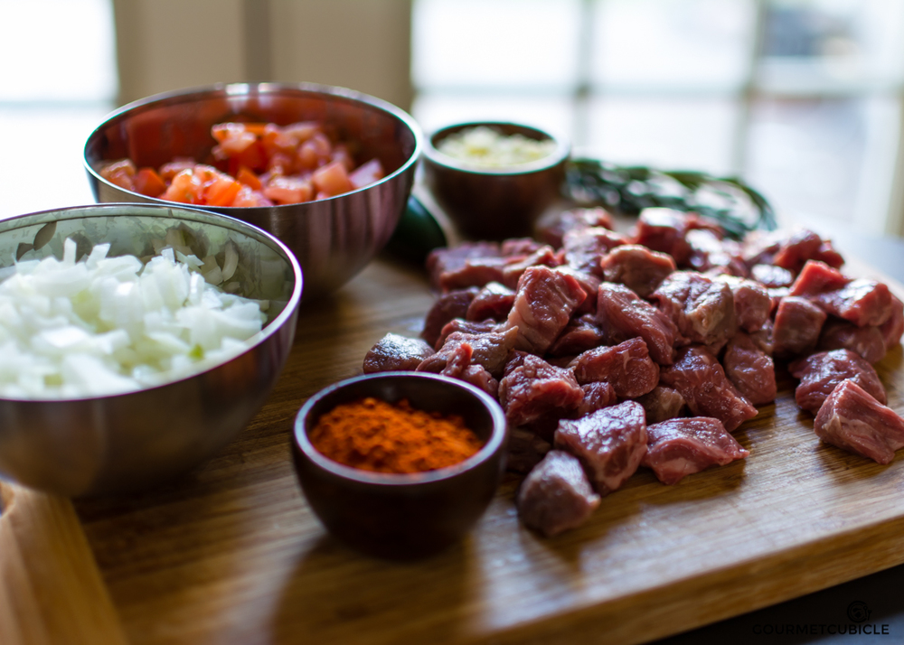 Hannas ethiopian beef tibs gourmetcubicle ame and hanna are a well respected and highly regarded couple in the ethiopian community and they were some of my first friends to feature on the blog with forumfinder Image collections