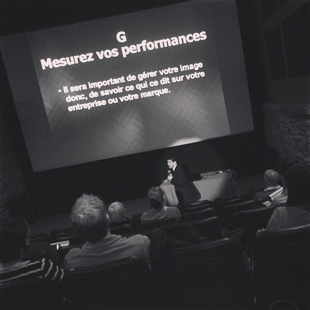 Nous ne sommes pas les seuls à le dire : mesure, mesure, #mesure.  Merci Luc Dupont. #marketing #steakbledindepatates