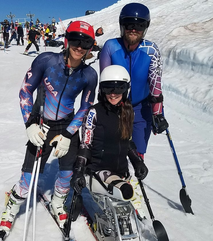 Xevo Adaptive Team- Mt Hood 2016