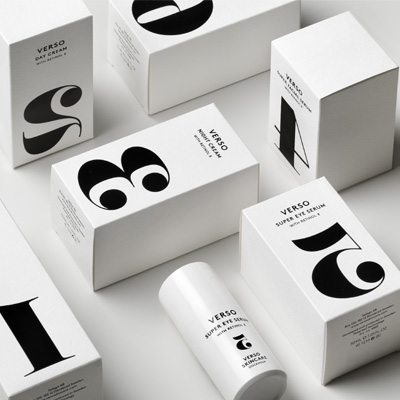 VERSO New to the market, Verso skincare comes to us from from Stockholm, Sweden, and with focus on simplicity and function, is changing the game in anti-aging. Verso's credo is that by utilizing their patented Retinol 8 - which is less abrasive and less UV sensitive than traditional retinol, yet 8 times more effective - they are literally reversing the signs of aging. Their Retinol 8 complex helps to stimulate the skin's natural production of collagen, which minimizes pores, discoloration, and overall skin health.