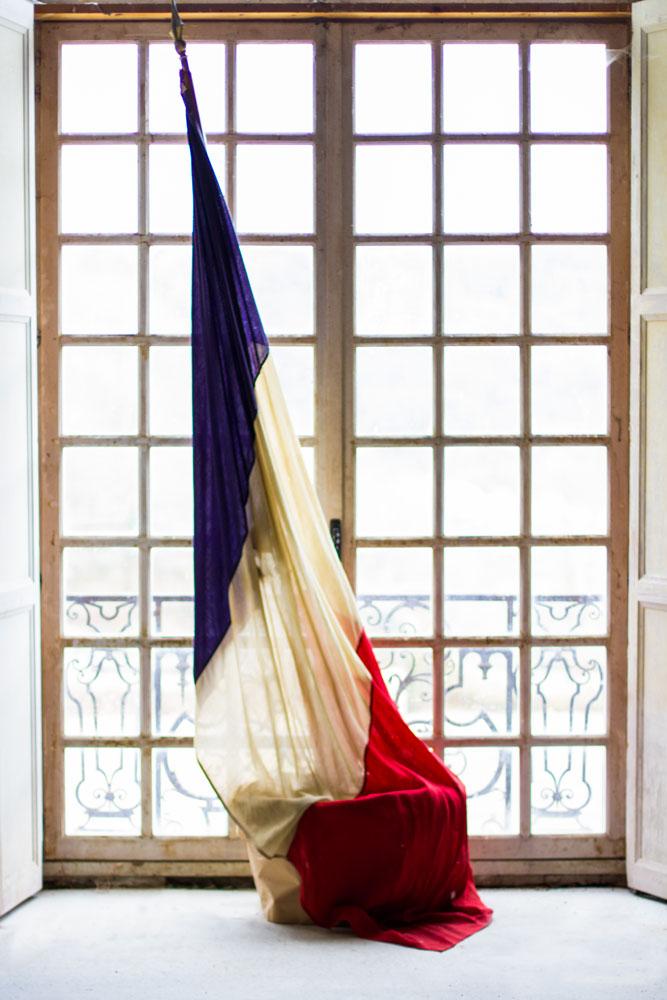 Vive La France Chateau de Gudanes Chateau Verdun France February 2017