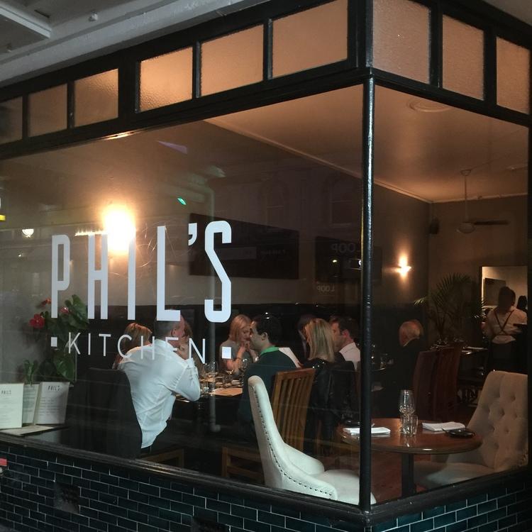 Phil\'s Kitchen - A Neighbourhood Bistro — The Foodie Inc