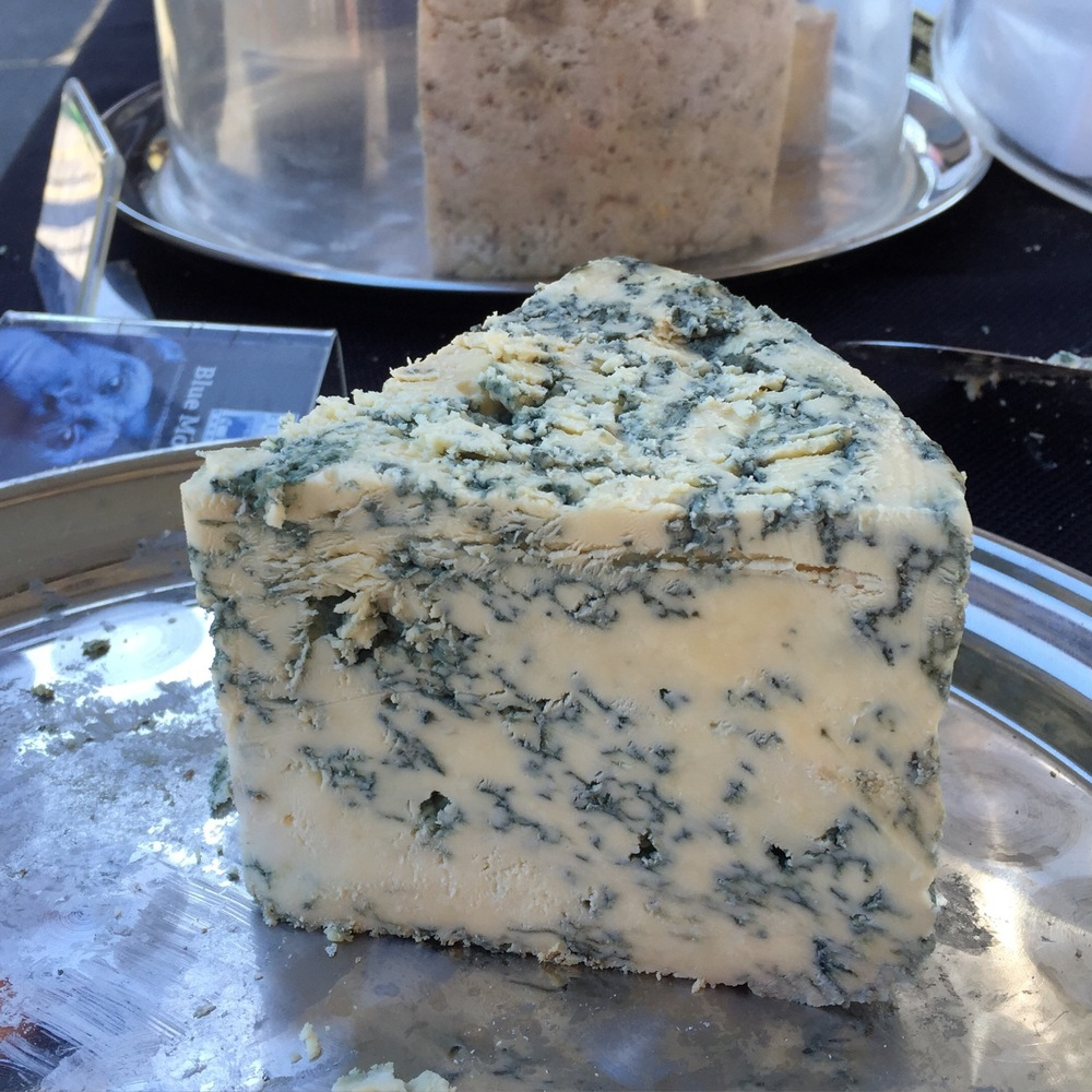 Award winning cheese - Blue Monkey from Mount Eliza