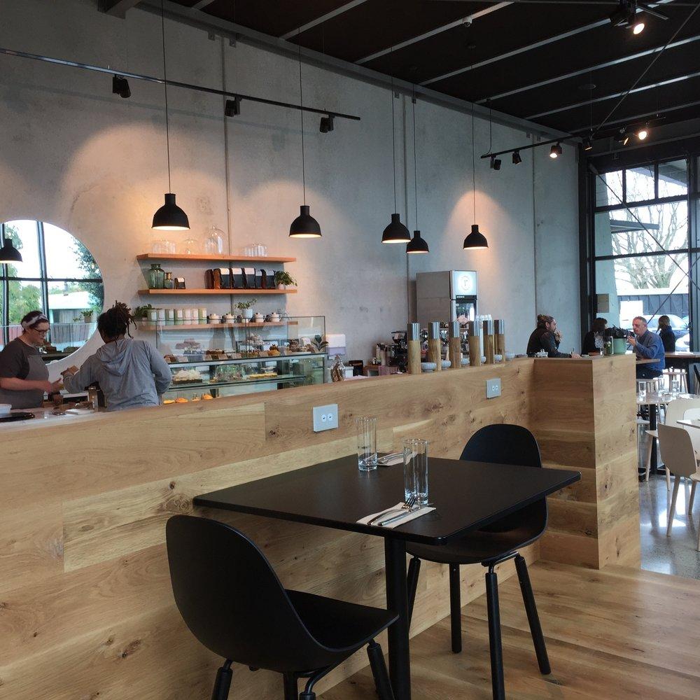Rosebank Cafe 1
