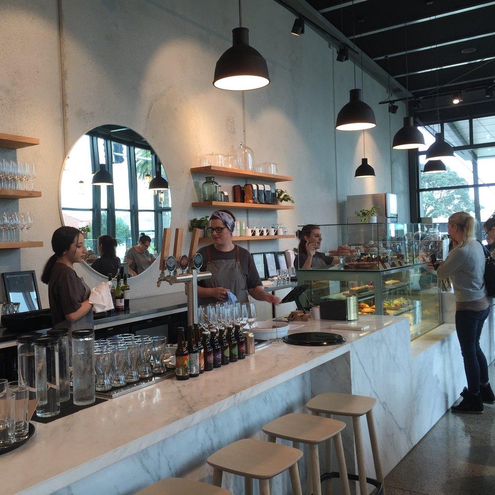 Rosebank Cafe 3