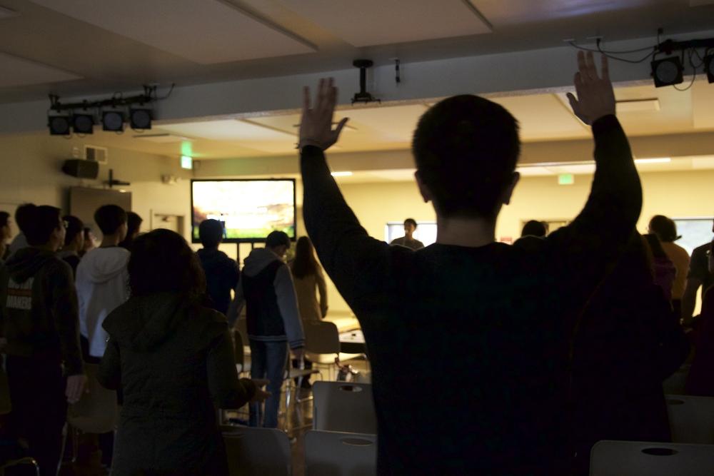 Sunday Service 02/08/15