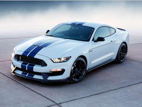 "The Ford Shelby Mustang GT350 is one of the hottest pony cars to reach production in recent memory. At its heart is a snarling 5.2-liter, 526-horsepower V8 engine known as the ""Voodoo."""