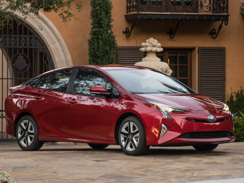 You can't talk about hybrids without mentioning the Toyota Prius. This year, the Prius returns to the winners circle for a fourth time.