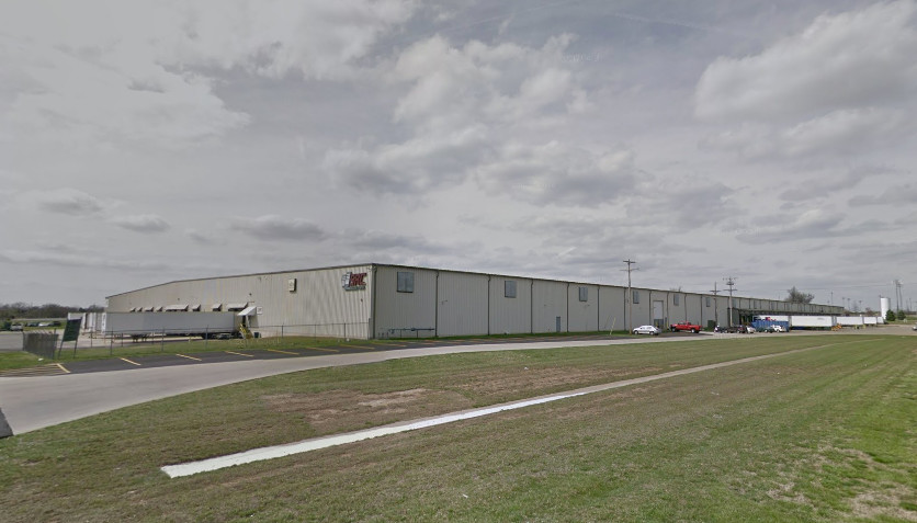 SRC converts a 10-year lease for its SRC Logistics division.  Photo Courtesy Google Maps.
