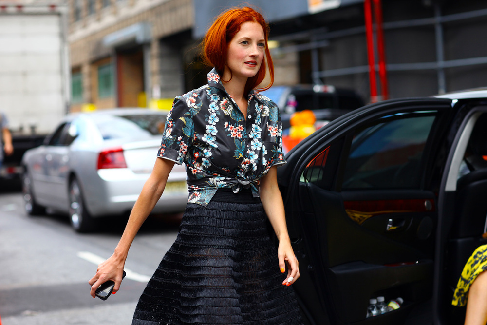 2013 red hair trend taylor tomasi hill
