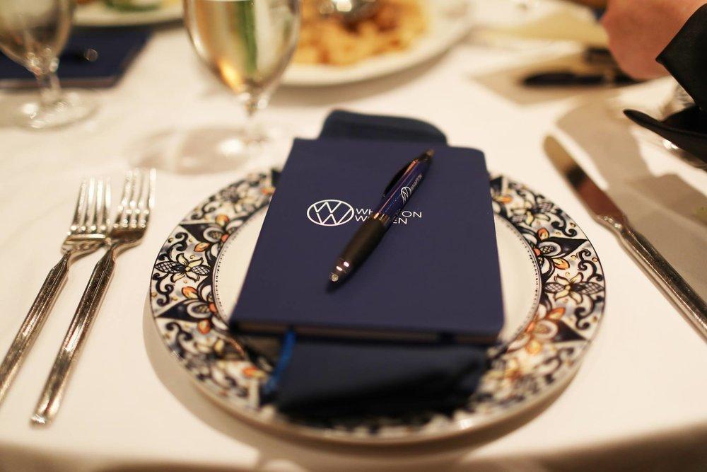 Etiquette Dinner 2017