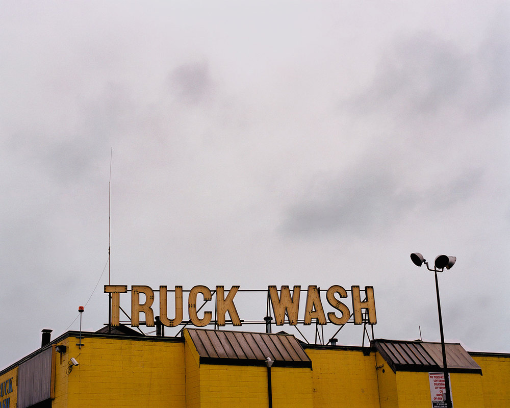 Truck Wash, Milford, CT 2009