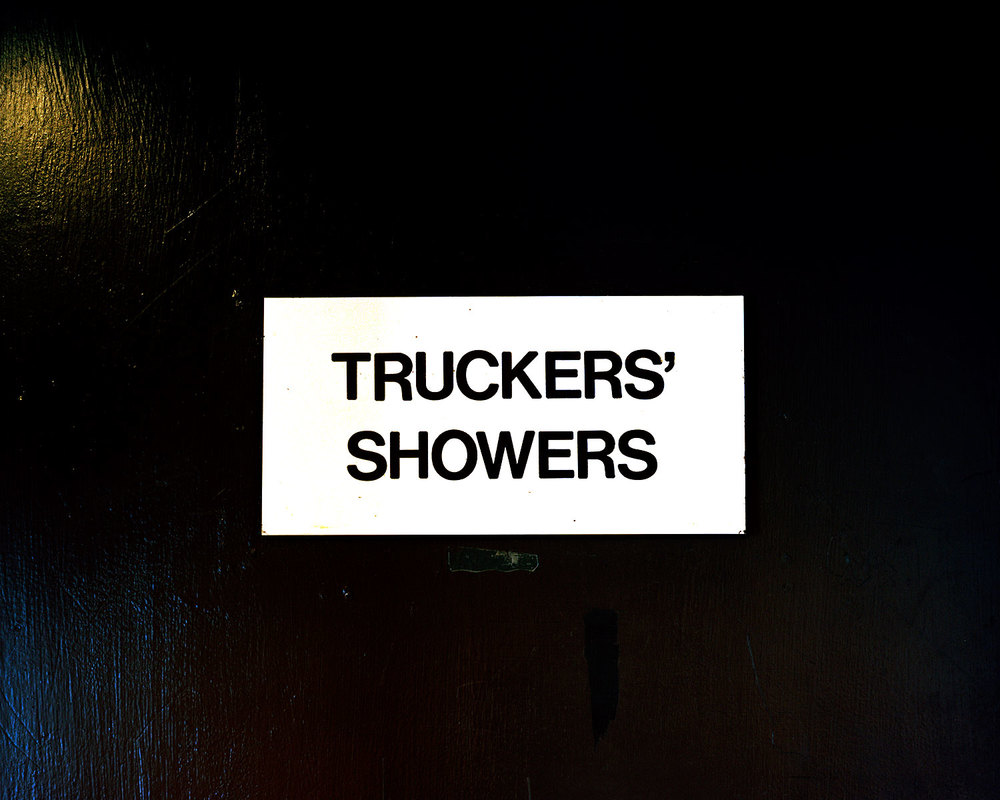 Truckers' Showers, Swanton, OH 2009