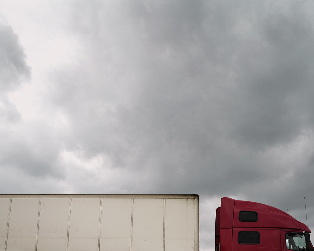 Tractor Trailer, Lexington, NC 2009