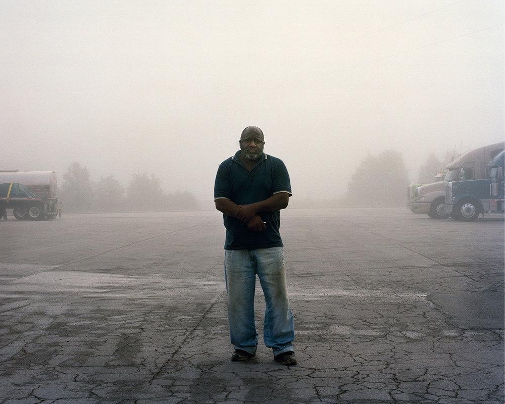 """Nathaniel """"Shorty"""" Baker, Rising Fawn, GA 2009"""