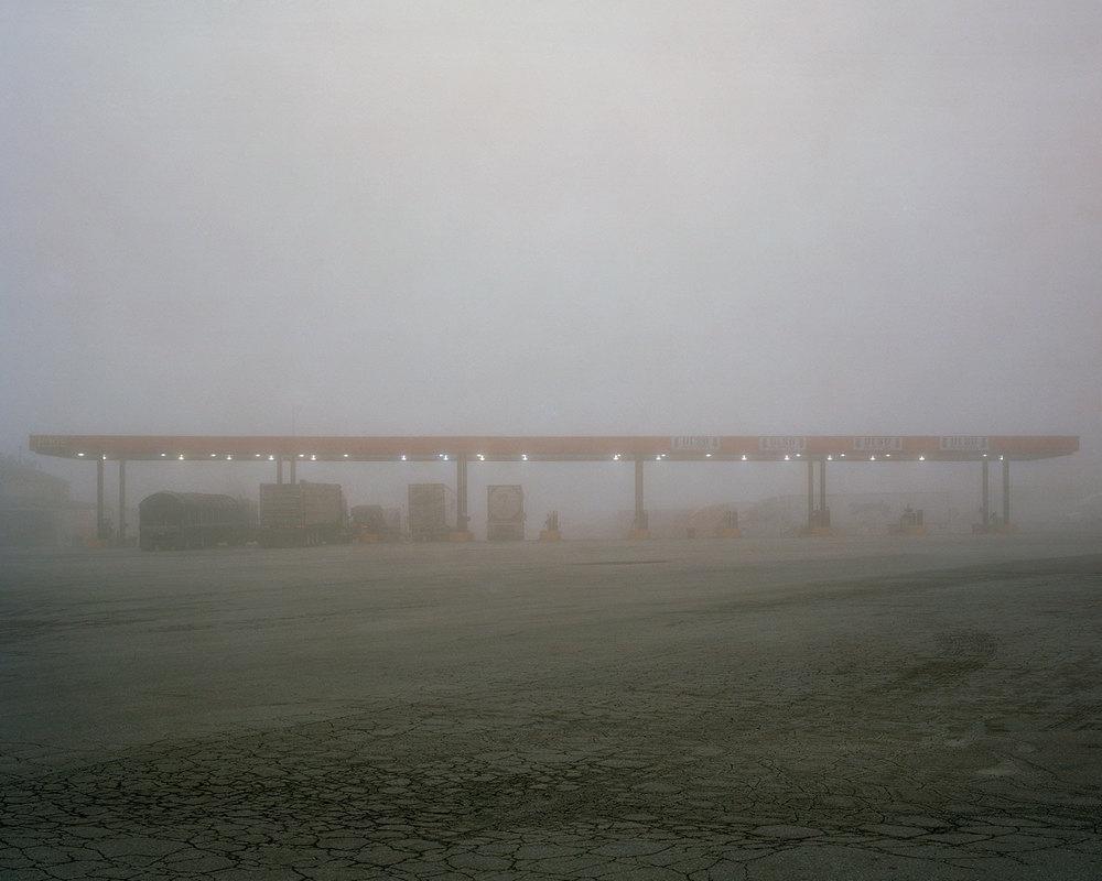 Pilot Fuel Island, Rising Fawn, GA 2009