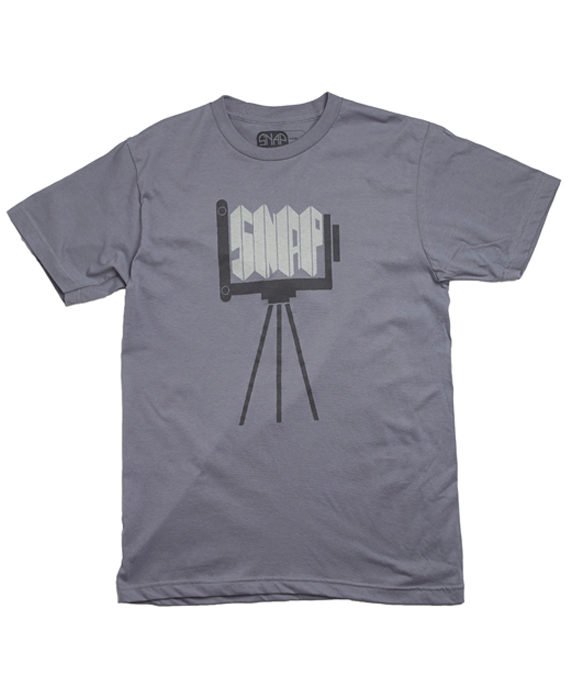 SNAP Living Large Men's Tee $28.00