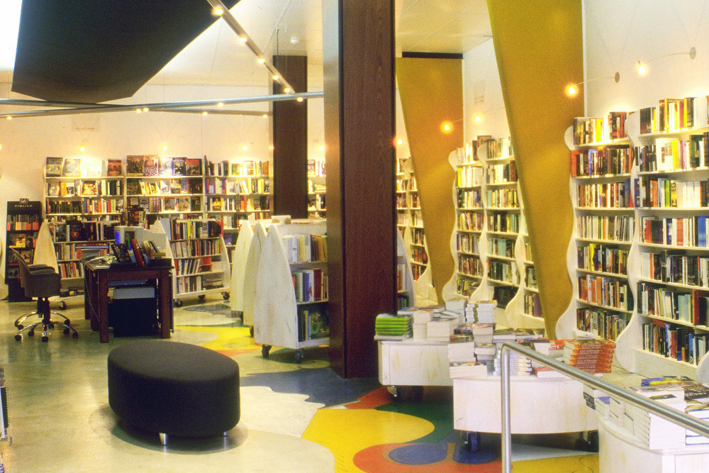 An iconic local meeting place: Mary Martin Bookshop