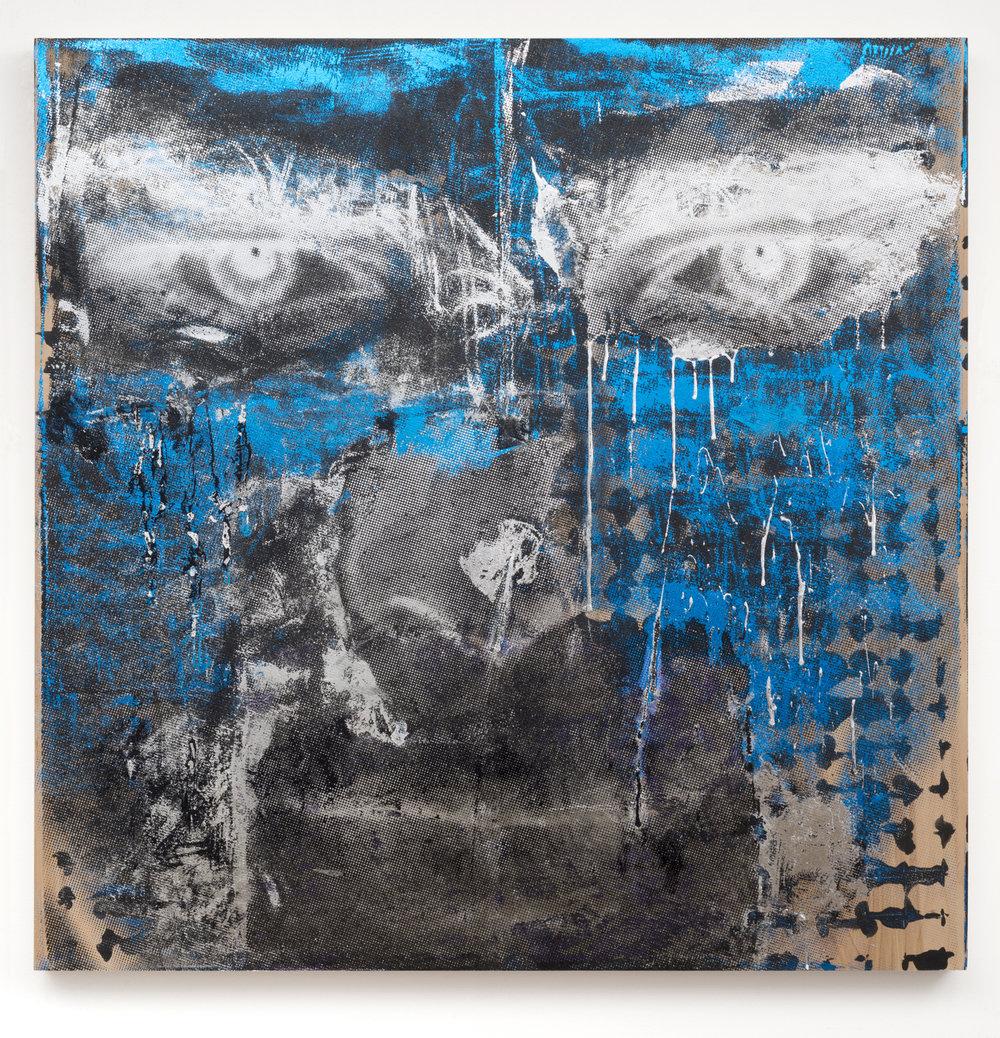 Blue Discharge 1916, 2016